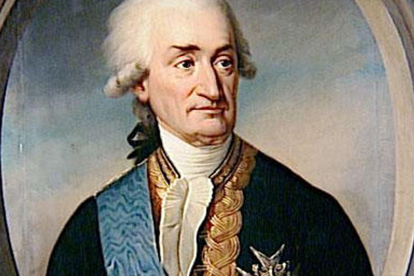 Luc Urbain marin du 18ème siècle