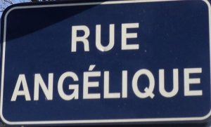 Rue Angélque