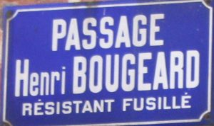 Passage Henri BOUGEARD