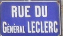 Rue principale de Guichen